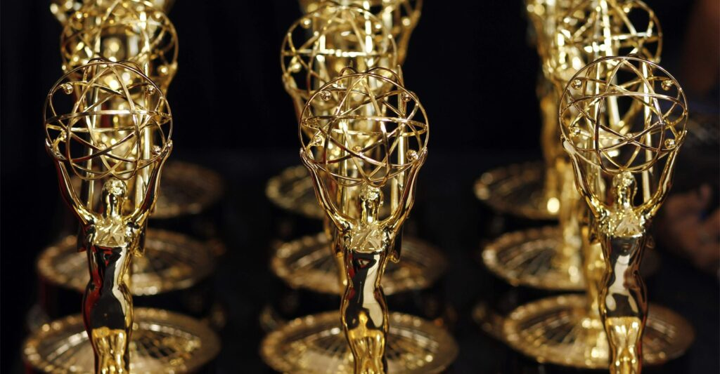 Grouping of Emmy awards