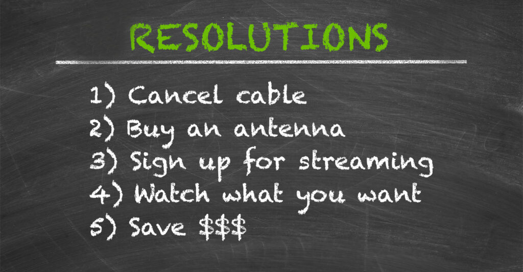 2018 resolution image to cancel cable buy an antenna