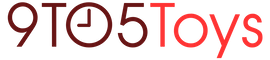 9 to 5 Toys publication logo