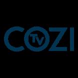 logo for Cozi TV channel