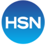 logo for HSN channel
